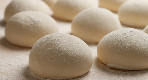Sourdough Pizza Dough Balls